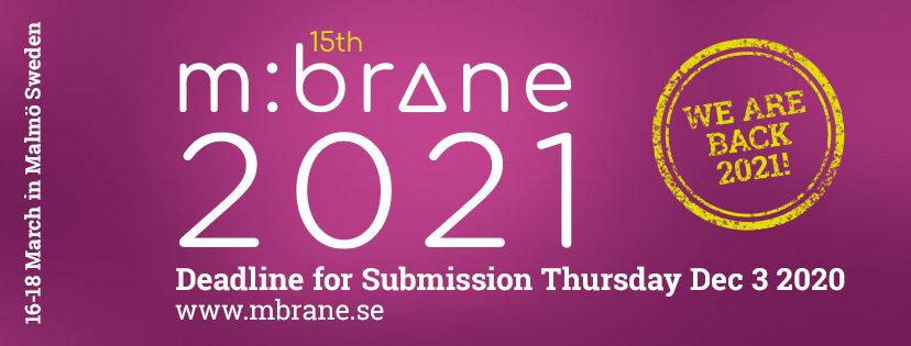 m-brane2021