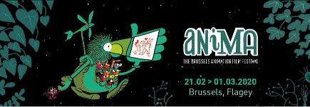 Anima Festival, Brussels
