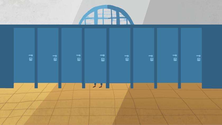Bathroom Privileges by Rubert Williams and Ellie Land