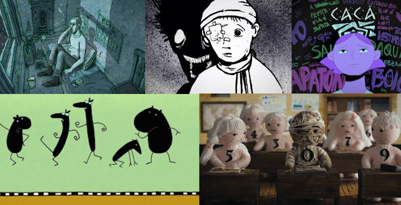 5 Indie Animation Shorts On Bullying