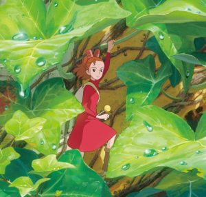 Arrietty: The tiny girl that couldn't help borrowing