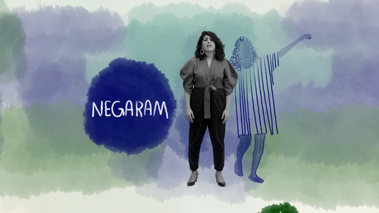 Negaram by Shadab Shayegan and Farhad Bazyan