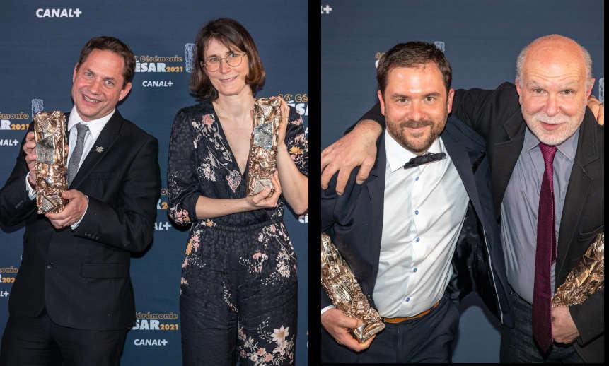 Josep, And Then The Bear WIn 2021 César Awards