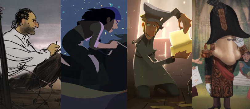 4 Animation Features for European Film Awards 2020