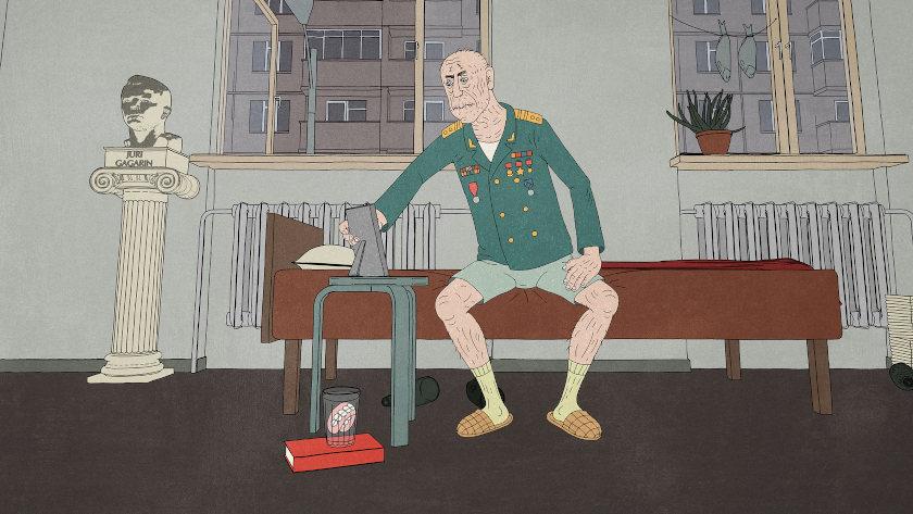 Cosmonaut by Kaspar Jancis