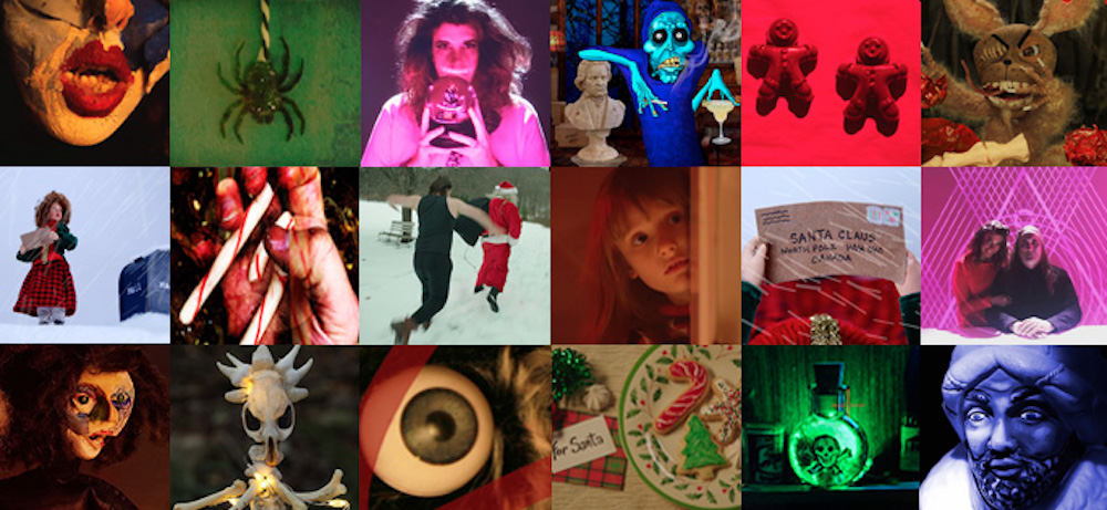 Creepy Xmas Film Fest Unspools in NY
