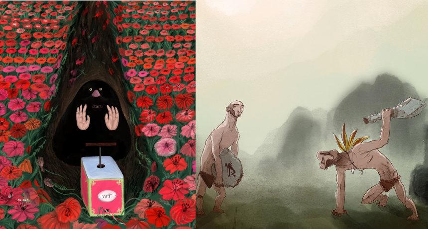 The Garden of Heart, Igi in the CEE Animation Forum 2020 Winners