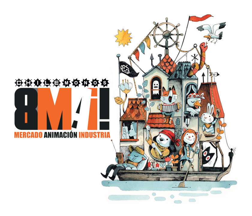 Chilemonos Leads the Largest Animation Co-Production Animation Market in Latin America with MAI!