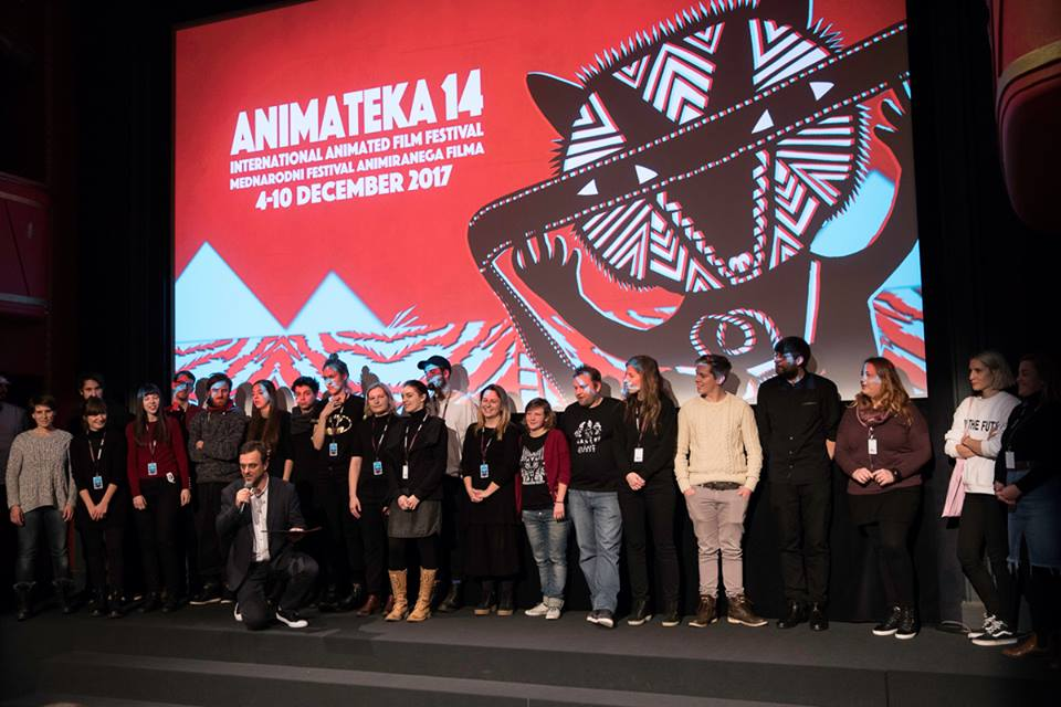 The Box and The Blissful Accidental Death win at the 14th Animateka festival