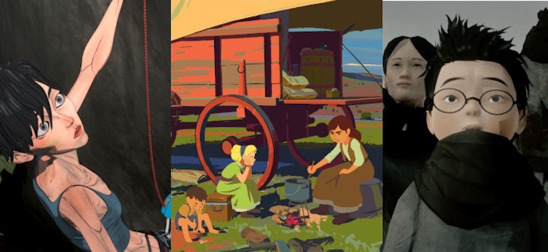 7+1 Feature Animation Films for Bucheon International Animation Festival  2020