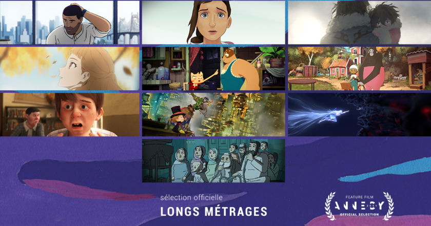 19 Animation Features for Annecy Festival 2021