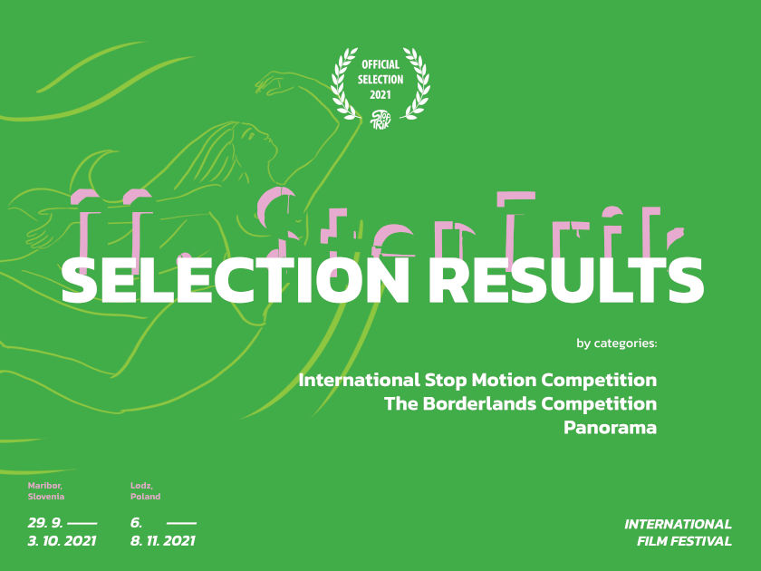 Stop Trik Festival 2021: Selection Results