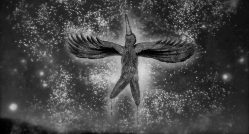Chulyen, histoire de Corbeau (Chulyen, A Crow's Tale) by Cerise Lopez and Agnès Patron