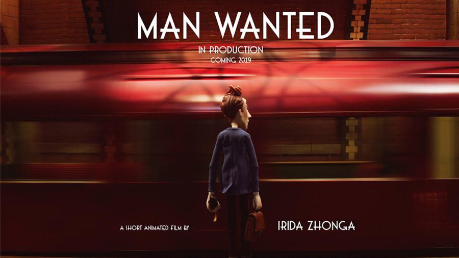 Man Wanted by Irida Zhonga
