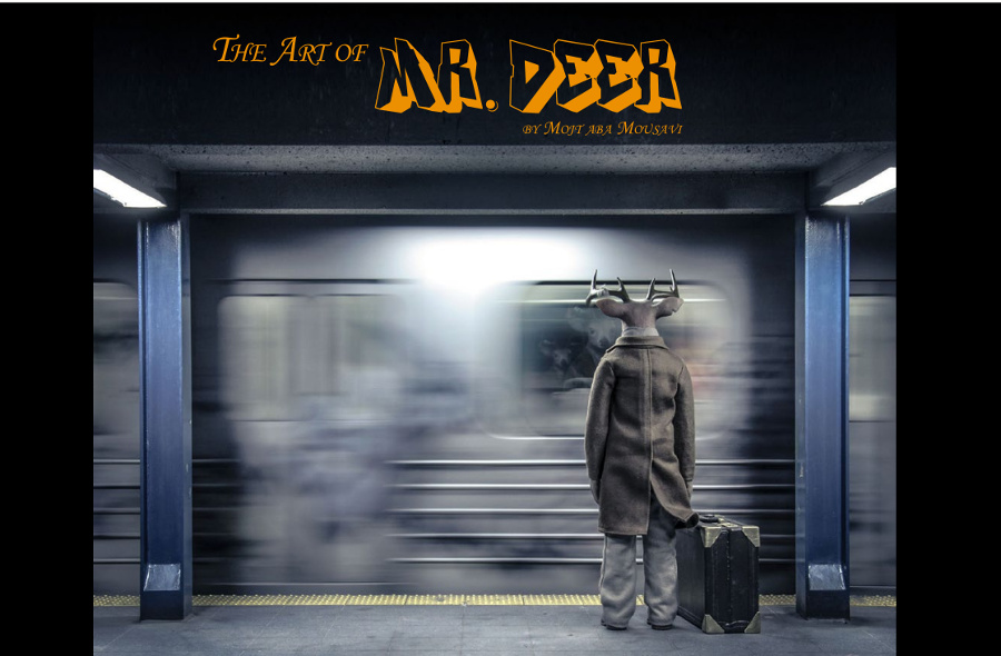 The Art of Mr. Deer by Mojtaba Mousavi