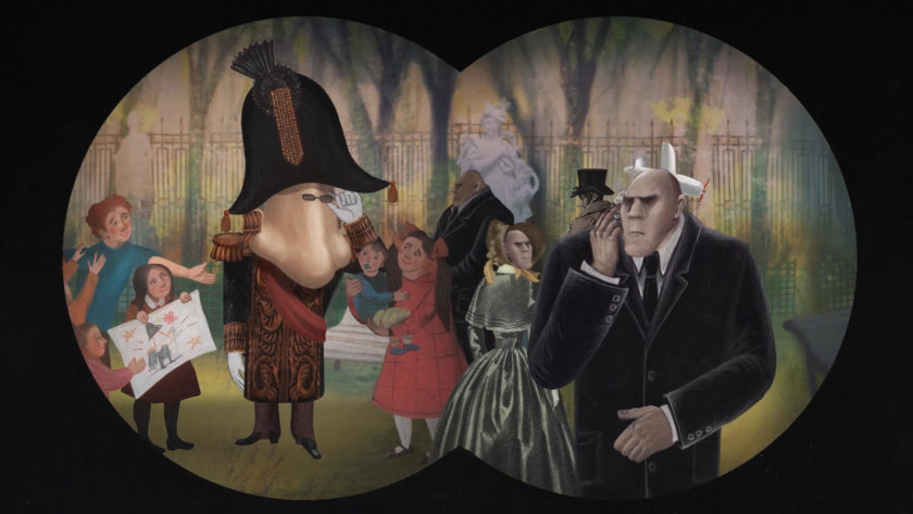 The Nose or the Conspiracy of Mavericks by Andrey Khrzhanovsky