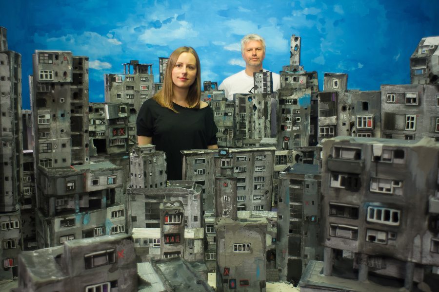 There's a Tiny Border Between Utopia and Dystopia: Interview with Ana Nedelković and Nikola Majdak Jr.