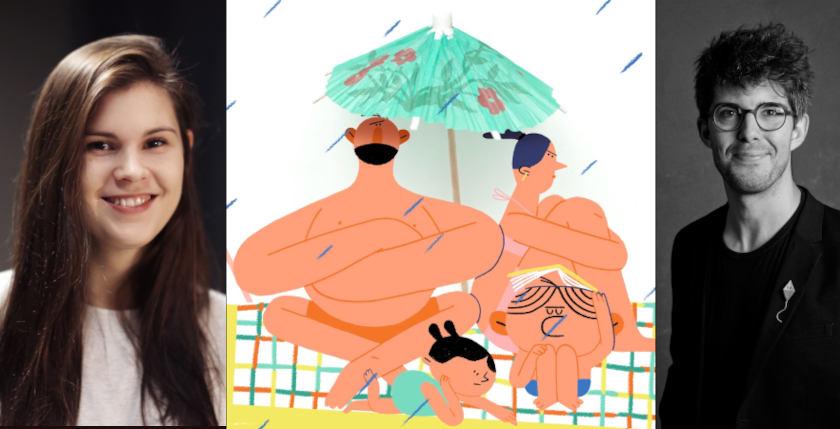 Hello Summer by Veronika Zacharova and Martin Smatana: Interview