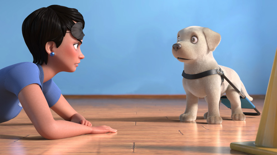 Pip: A Short Animated Film by Bruno Simões