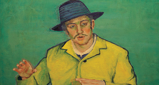 Loving Vincent Review: Neoclassical Painting Mystery