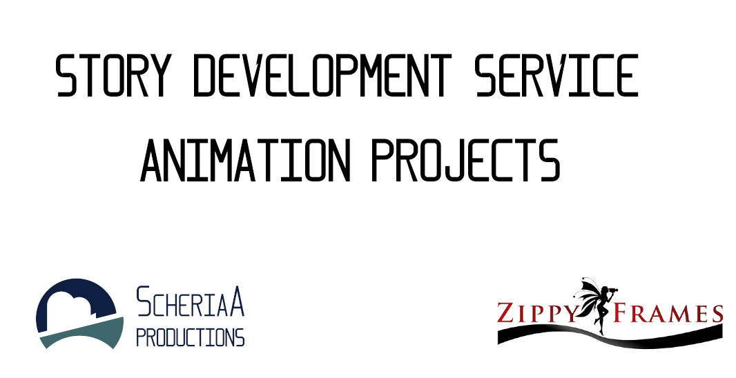 Story Development Service for Animation Projects